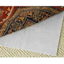 home and furniture marvelous area rug pad of intended for safavieh carpet to grid
