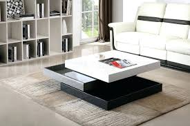 black lacquer coffee table black lacquer round coffee table
