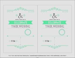 Wedding Invitation Cards Templates Free Download Best Of Editable