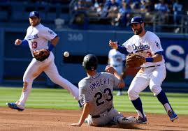 Whicker: San Dimas alum Peter Lambert holds off the Dodgers as best he can  – Orange County Register