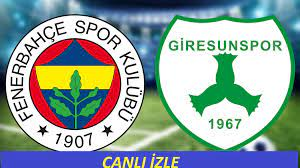 Taraftarium24 Fenerbahçe Giresunspor maçı canlı izle şifresiz HD Bein Sport  1 kaçak Justin TV hd Fb Giresun canlı maç izle linki | Basket