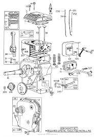 Car toro 62912 5 hp lawn vacuum 1978 sn 8000001 8999999 parts diagram briggs