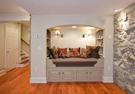 Innovative Finished Basement Decorating Ideas With Basement - Hgtv basement finished basement floor