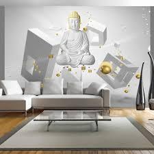 Fotobehang Meditatie Boeddha Karo Art Vof