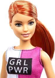 Thảm Tập Yoga Barbie Búp Bê Barbie Chính Hãng Phụ Kiện Khớp Đồ Chơi Búp Bê