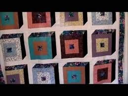 How to Quilt - Raised Box Quilt Pattern Video - YouTube &  Adamdwight.com