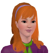 Daphne Blake from Scooby Doo(the cartoon) by superzack96 - The Exchange -  Community - The Sims 3