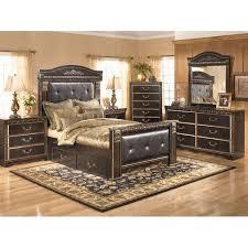 Coal Creek 5 Piece Bedroom Set B175-5PCSET | Ashley Furniture | AFW.com