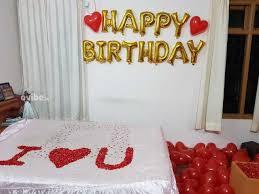 surprise birthday party in delhi