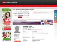 Card Online Generator Detail Credit