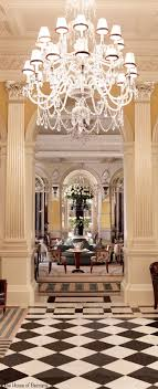 ~Claridge's is a 5-star iconic art deco luxury hotel in London dating back