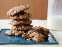 loaded oatmeal raisin cookies recipe