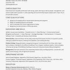 Example Of Functional Resumes Functional Resume Example And Writing Tips