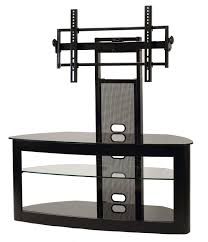 Corner Tv Stand For 65 Inch Tv Amazoncom Transdeco Lcd Tv Stand With Universal Mounting System