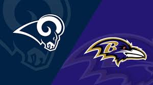Baltimore Ravens Vs Los Angeles Rams Matchup Preview 11 25
