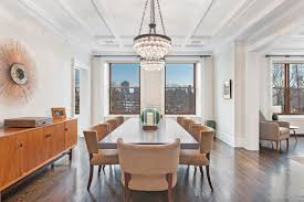 a six bedroom apartment at 271 central park west which is on the market for 17 750 000 appears to have a warmer white on walls and a flat brighter white