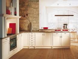 White Kitchen With Red Accents Kitchen With Red Accents Home Design Ideas