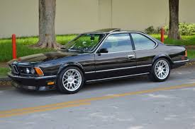 BMW Convertible 1985 bmw m635csi : 1985 BMW M6 M635CSI E24 | Real Muscle | Exotic & Classic Cars for Sale