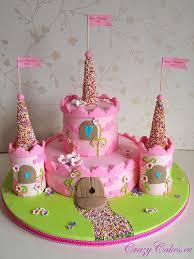 Princess Castle In 2019 Princess The Pea Cake Birthday Cake