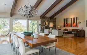 Modern Living And Dining Room Design The Interior Design Process How Design Gets Done At Form Function