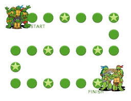 Ninja Turtle Potty Training Chart Tmnt Reward Chart Personalised Ninja Turtles Reward Chart