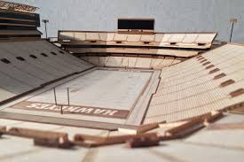 Kinnick Edge Seating Chart Kinnick Stadium North End Zone Neumann Monson Architects