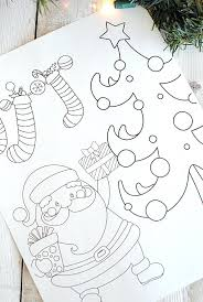 Christmas Coloring Sheets Disney Christmas Coloring Pages Pdf