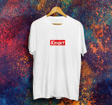 Kmart Jeans Size Chart Details About New Limited Kmart Box Logo Brands Bootleg Kmart Tumblr Hype T Shirt