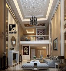 Home Design High Ceiling Wall Decor Lovely Stunning Living Room Designs  Ideas
