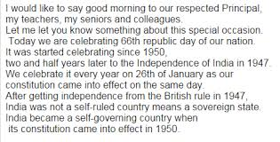essay republic day speech in english happy republic day 26th speech essay wishes status quotes