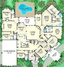 big house plans not floor