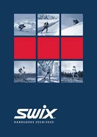 Swix Ski Pole Size Chart