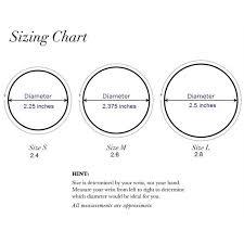 Bangle Size Guide
