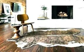 silver cowhide rug full size of white and silver faux cowhide rug black grey tan area