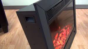 electric fireplace insert you