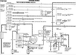 83 f250 alternator 1 went to the starter relay 1 was a ground here is a wiring diagram of your alternator