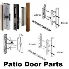 sliding patio door parts all handles and replacement parts need replacement handle
