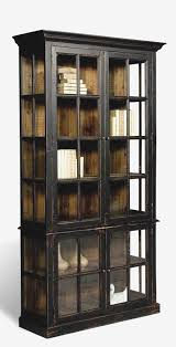 black bookcases with glass doors fancy 2018 popular black bookcases with glass doors construction