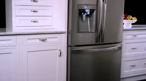 What Is The Depth Of A Counter Depth Refrigerator Counter Depth Design Style That Fits Youtube