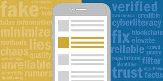 The Future Of Truth And Misinformation Online Pew Research