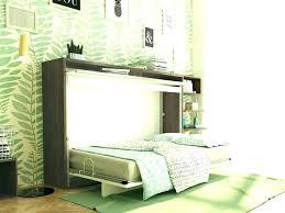 Twin Murphy Bed Kit Wall Bed Kit Horizontal Wall Mount Twin Single ...