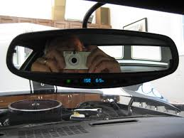 retrofitting a modern rear view mirror com