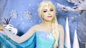 14 06 2016 kittiesmama you disney 39 s frozen elsa makeup tutorial kittiesmama