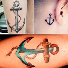 Tatuaggio Ancora Blogsalutenet