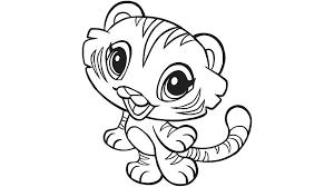 Tiger Coloring Sheet Coloring Page Download Free Tiger White Daniel
