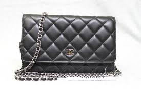 Black Quilted Lambskin Classic WOC Wallet On a Chain Bag - Sold ... & Chanel Black Quilted Lambskin Classic WOC Wallet On a Chain Bag - Sold out  in stores | Portero Luxury Adamdwight.com
