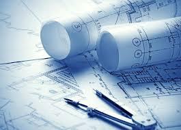 architectural design blueprint.  Blueprint With Architectural Design Blueprint