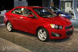 Picture of 2012 Chevrolet Sonic sedan