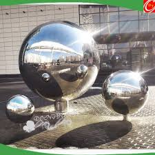 Stainless Steel Decorative Balls 100 best Mirror polished balls for garden decoration images on 25