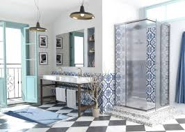 M Vintage Bathroom Design